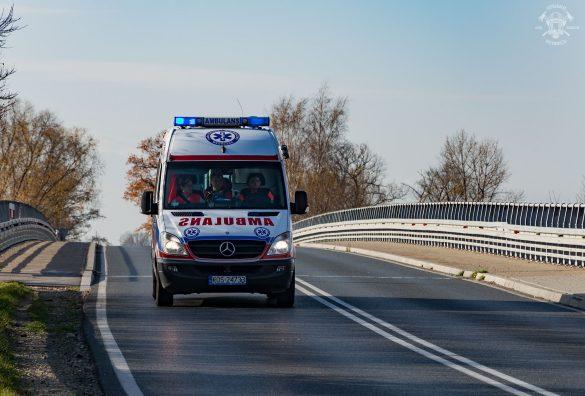 Dwa zdarzenia drogowe w gminie Chełmek. ZDJĘCIA!