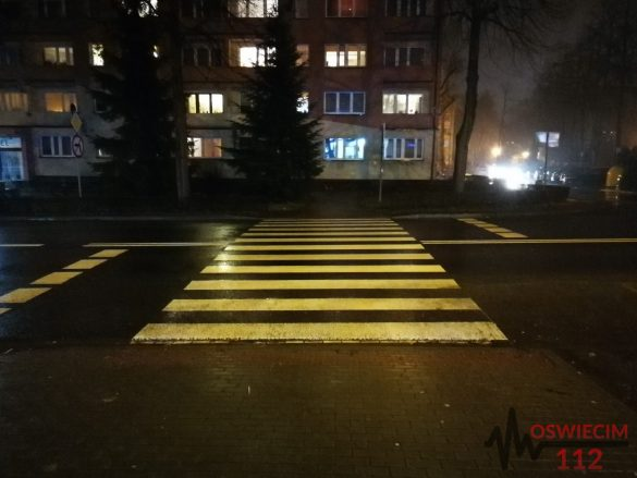 Potrącenia pieszych w Oświęcimiu oraz Kętach. ZDJĘCIA!