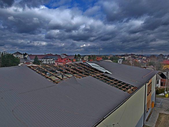 FOTOGALERIA ! Wichury nad powiatem oświęcimskim