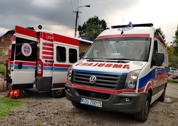 Dzięki szybkiej i sprawnej akcji służb ratunkowych w porę odnaleziono 6-letniego Huberta – ZDJĘCIA!