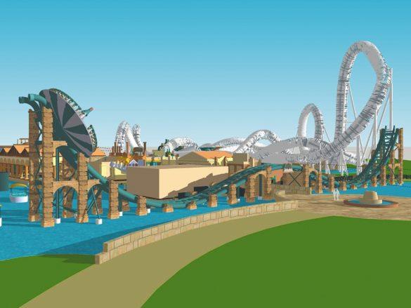 Kolejny bezpieczny roller coaster powstanie w nadchodzącym roku w Zatorze
