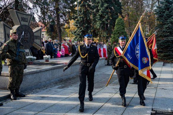 11 Listopada z udziałem przedstawicieli służb mundurowych – ZDJĘCIA!