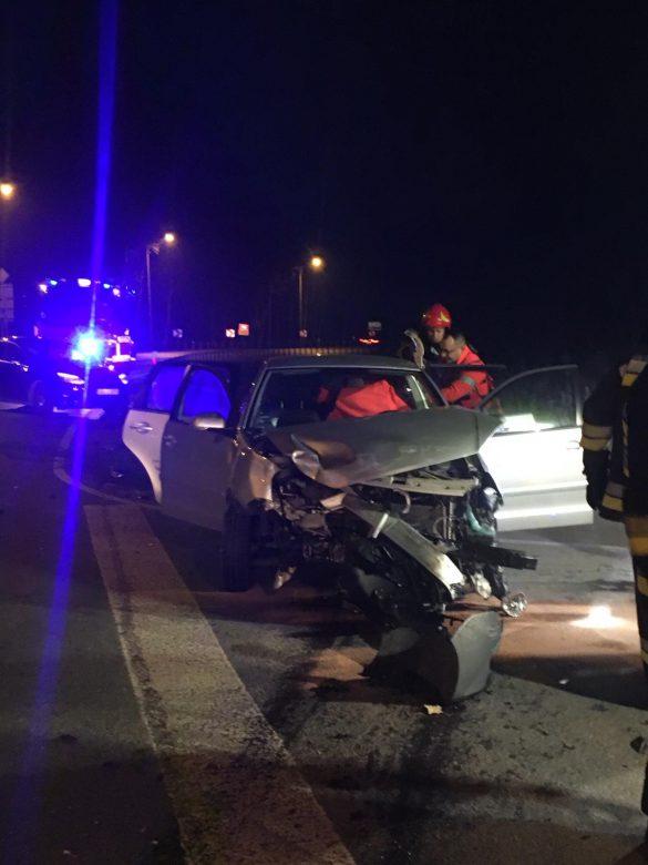 Kolejne zdarzenie na niebezpiecznym skrzyżowaniu