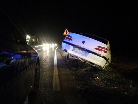 Aktualizacja: Zatrzymany kierowca to poszukiwany listem gończym Jarosław D. z Przeciszowa – ZDJĘCIA!
