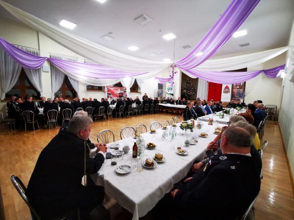Uroczyste Posiedzenie Zarządu Oddziału Powiatowego ZOSP RP w Oświęcimiu