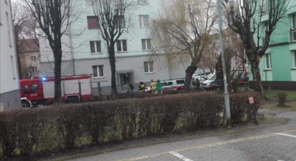 Dwa zgłoszenia dotyczące tlenku węgla w Brzeszczach. Niemowlę pod opieką ZRM