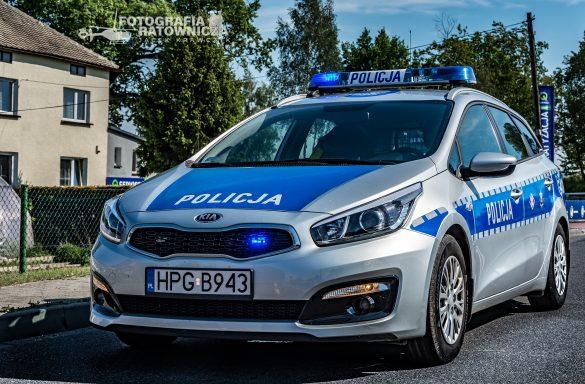 Niebezpieczny początek tygodnia na drogach powiatu oświęcimskiego – ZDJĘCIA!