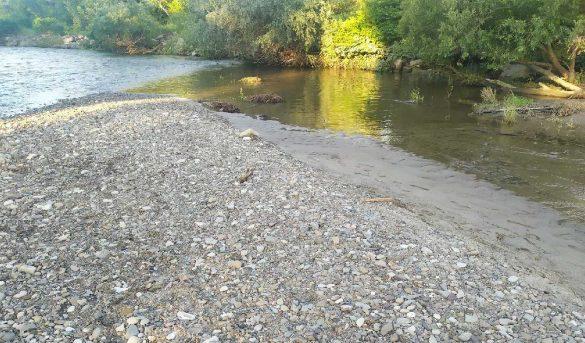 Ludzkie kości odnalezione w korycie rzeki Soły ! Policja i Prokuratura ustalają z jakiego okresu pochodzą