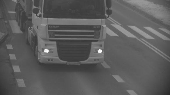 Policjanci przypominają, że na moście Piastowskim oraz oświęcimskiej Starówce obowiązuje zakaz wjazdu dla samochodów ciężarowych