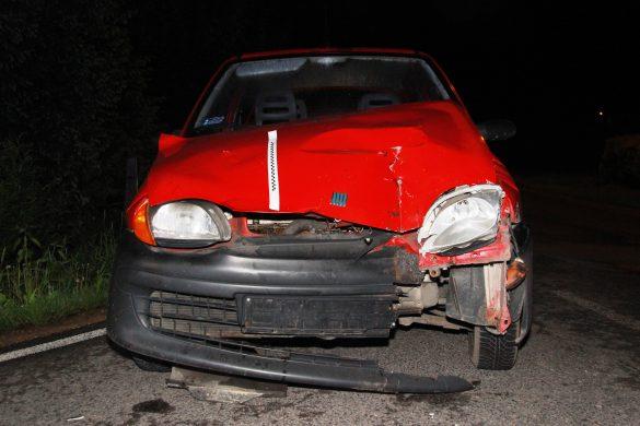 Zgłosił kradzież pojazdu, aby uniknąć kary za spowodowanie kolizji drogowej oraz złamanie zakazu kierowania