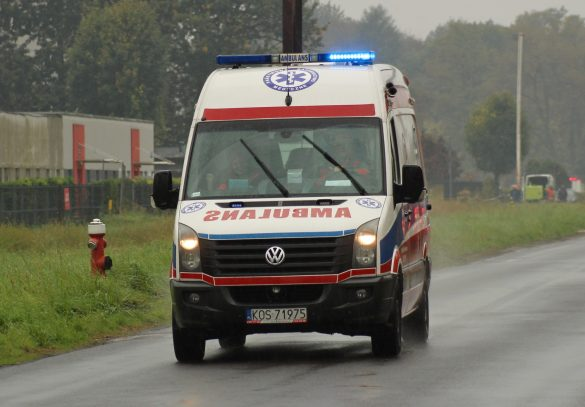 Ćwiczenia na terenie Synthos Dwory 7 z udziałem jednostek z całego województwa – ZDJĘCIA!